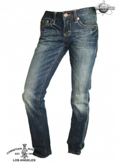 Christian Audigier Damen Jeans