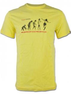 Copa Herren Shirt Human Evolution (S)