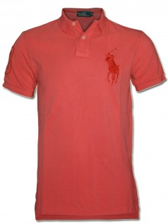 Ralph Lauren Herren Polo Shirt Big Pony (S)