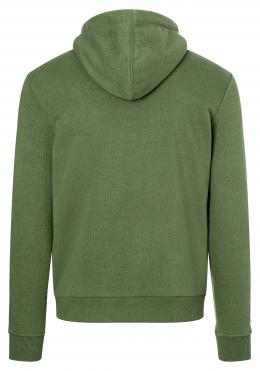 TIMEZONE Letters Hoodie Sweats/Pullover rainforest green