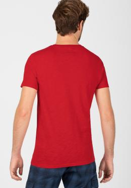 TIMEZONE Wings T-Shirt T-Shirt/Polos risk red