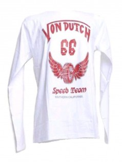 Von Dutch Herren Long Shirt (XL)